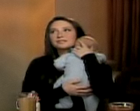 Bristol Palin with son Trig