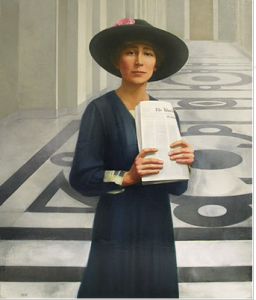 """I'm No Lady; I'm a Member of Congress"" ~Jeannette Rankin"